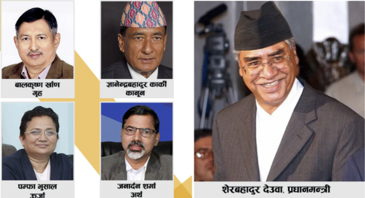 What is delaying Nepal cabinet expansion?