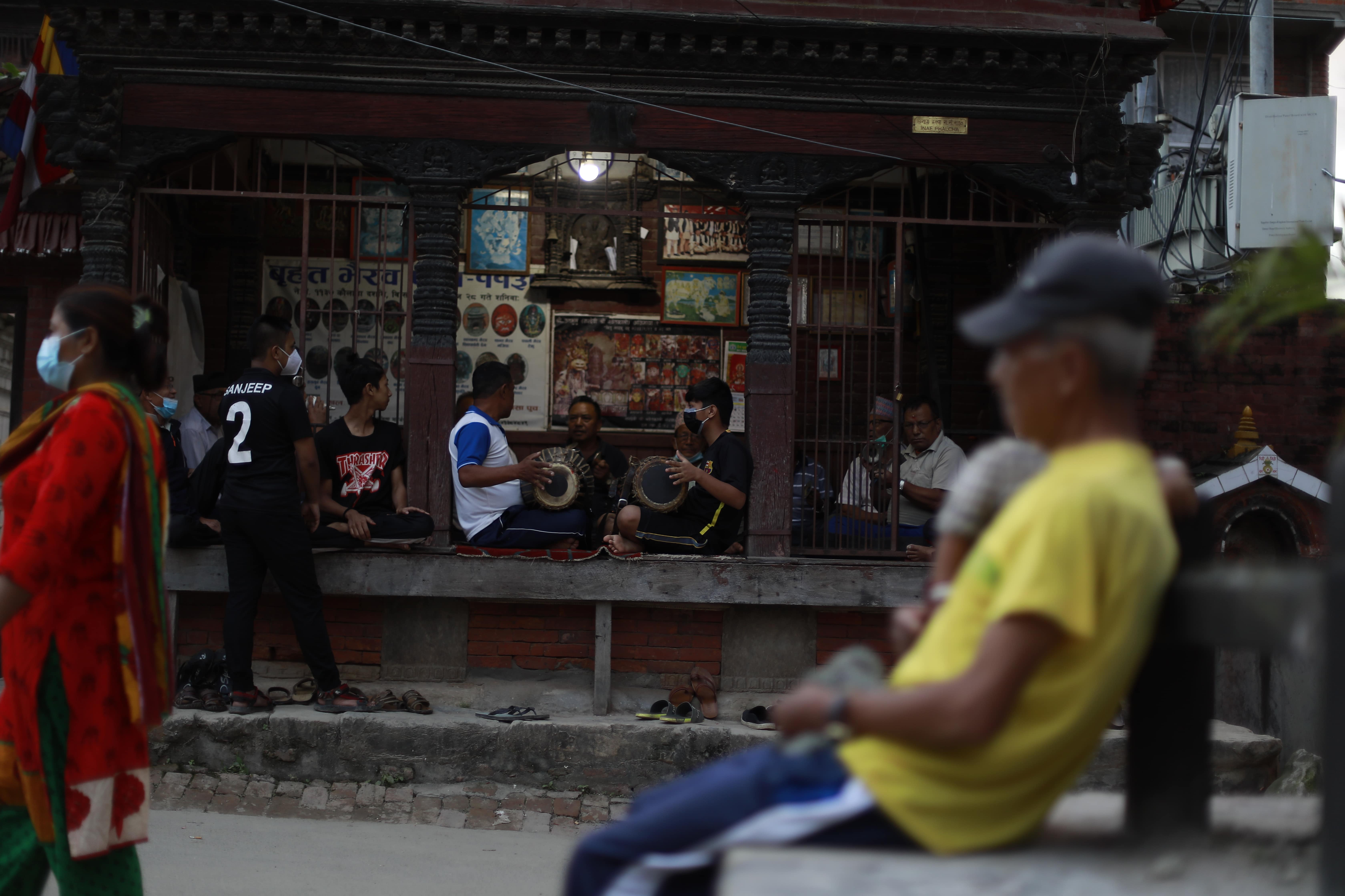 Restoring rest houses to revive culture