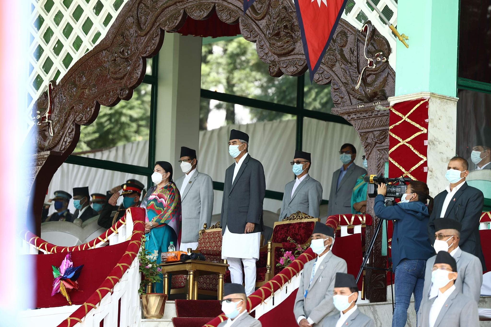 Nepal's contentious Constitution Day