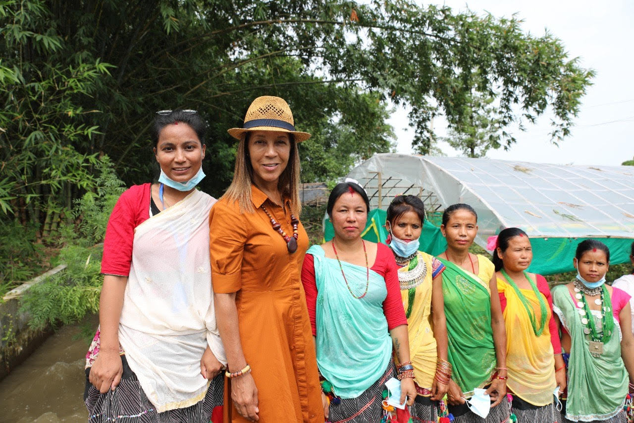 Educating girls for climate action