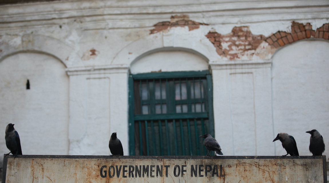 Non-government of Nepal
